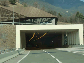 Roppener Road Tunnel Safety System
