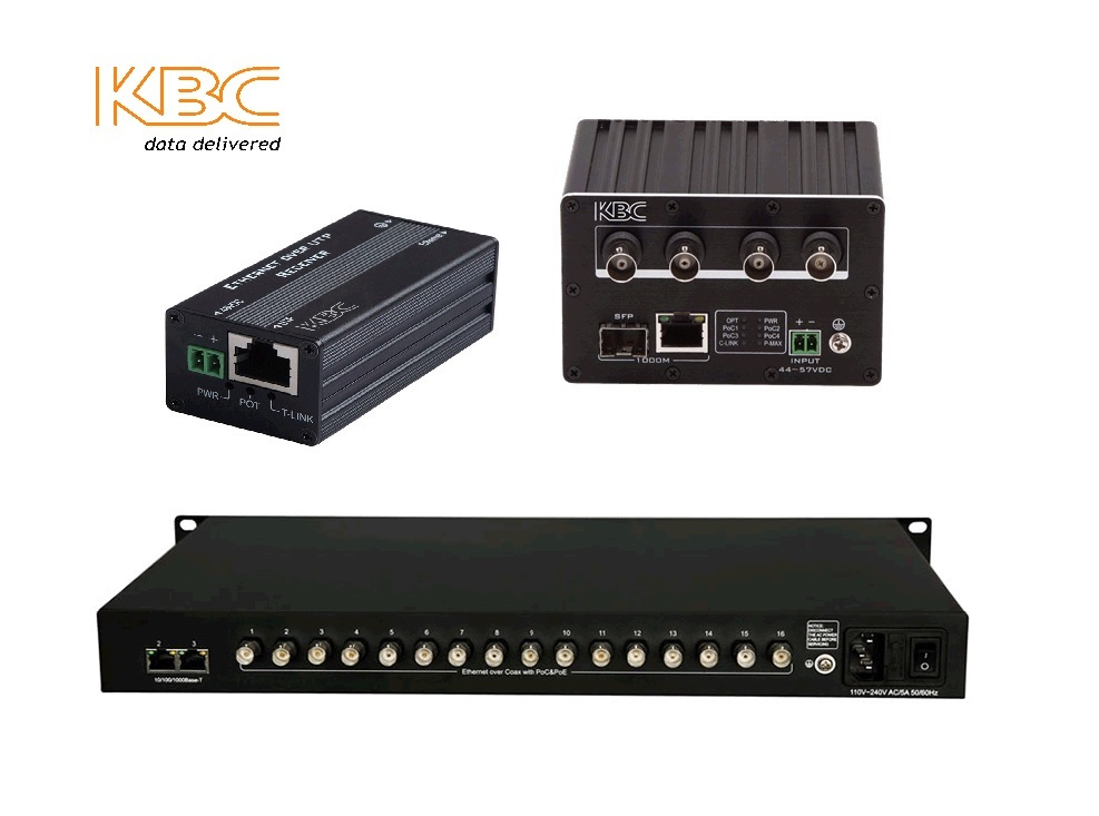 KBC Makes Upgrading Analog to IP Simple and Cost-Effective